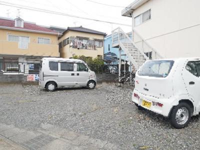 【駐車場】東千代田ハイツ