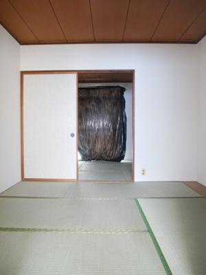 【和室】東千代田ハイツ