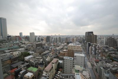 【展望】シティータワー新宿新都心