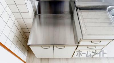 【キッチン】グレード城南