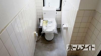 【トイレ】グレード城南