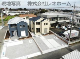 現地写真掲載 新築 安中市板鼻HN4-5 の画像