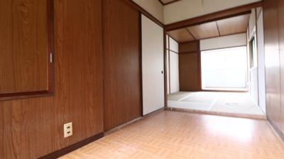 【寝室】東垂水2丁目テラス