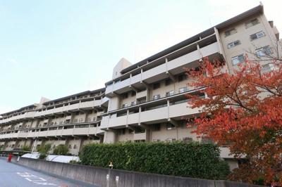 【現地写真】鉄骨鉄筋コンクリート造の 128戸の大型マンション♪