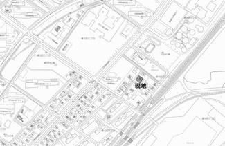 【地図】春光町6丁目 中古戸建