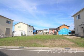 守山市播磨田町ミライタウン【4区画】2号地 売土地