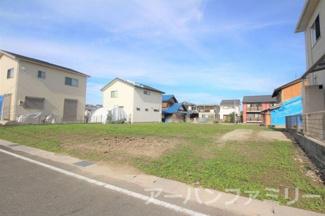 【外観】守山市播磨田町ミライタウン【4区画】2号地 売土地