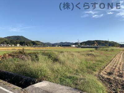 【外観】揖保郡太子町広坂/売土地