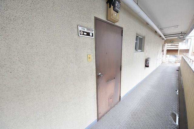 【玄関】トーカンマンション博多駅前第8