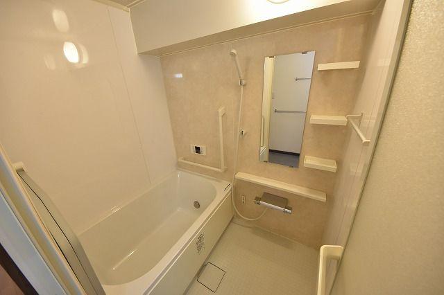【浴室】トーカンマンション博多駅前第8