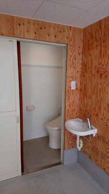 【トイレ】甲子園口5丁目戸建