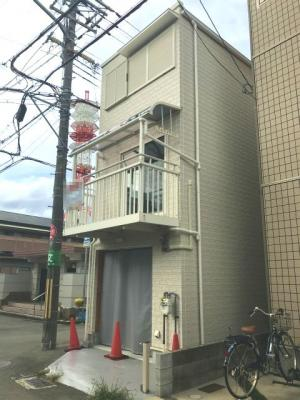 【外観】甲子園口5丁目戸建