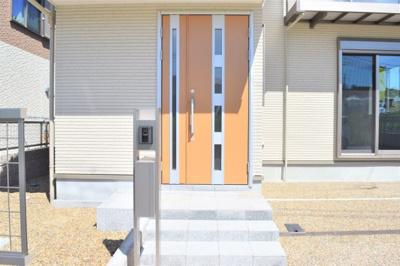【外観】木津川市州見台6丁目 新築戸建