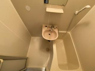 【浴室】グレイス野里