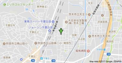 【地図】リブレ
