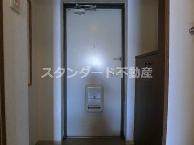 【玄関】エスリード同心第2