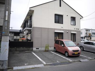 【駐車場】コーポ川本