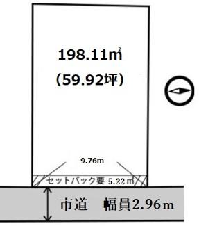 【土地図】館山市北条2120-1