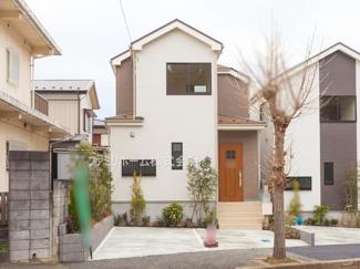四街道市旭ケ丘 新築一戸建 ※令和3年1月撮影写真です。