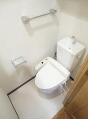 ドルチェ・ロイヤルステージ新大塚のトイレ