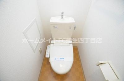 【トイレ】ウィスタリア京橋