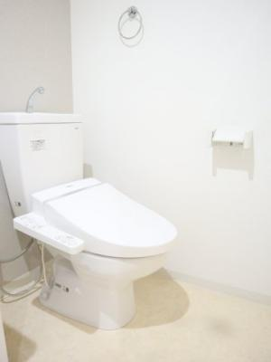 【トイレ】ワコーレヴィータ神戸中山手