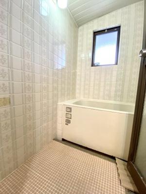 【浴室】マンション青い木