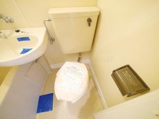 【トイレ】グランドエル藤が岡
