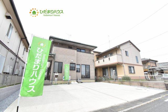 【駐車場】鴻巣市愛の町 中古一戸建て