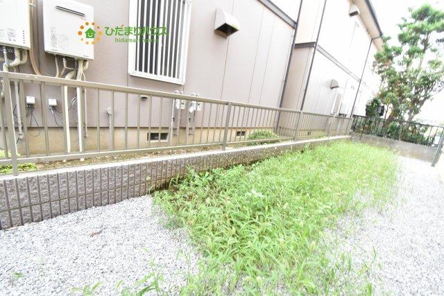 【庭】鴻巣市愛の町 中古一戸建て