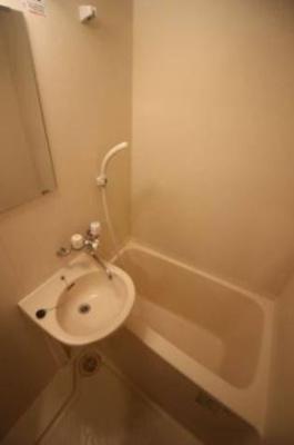 アムス東池袋のバスルーム