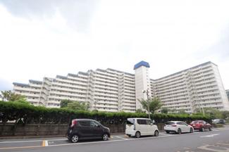 東建検見川マンションB棟 総戸数603戸のビッグコミュニティ!平成29年に大規模修繕工事を実施済みです!