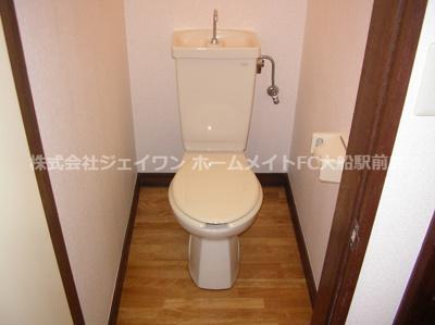 【トイレ】笠間ハイツ G棟