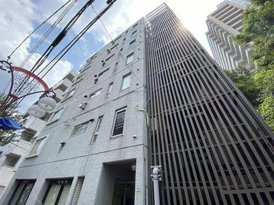 鉄筋コンクリート造7階建2階部分です。