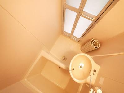 【浴室】コーポひろおか