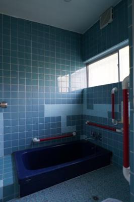 【浴室】福音寺一戸建て
