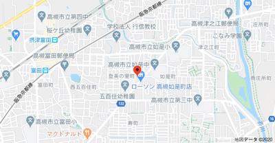 【地図】フルネスパート1 (株)Roots