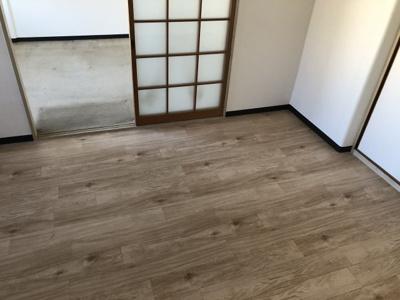 【居間・リビング】フルネスパート1 (株)Roots