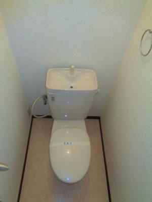 【トイレ】越部アルプス山坂ビル