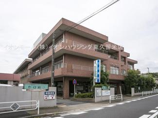 竹丘病院(約2,050m)