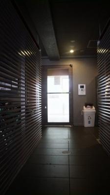 【エントランス】ハイムラポール松屋町