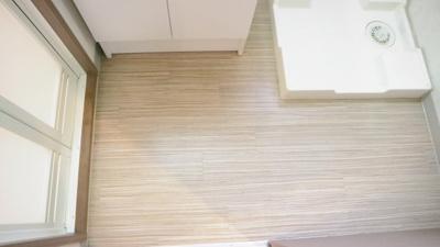 【洗面所】ハイムラポール松屋町