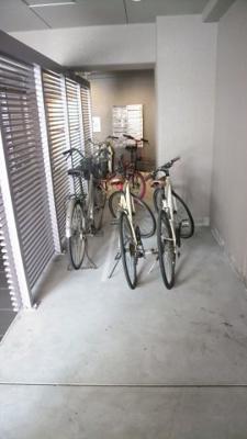 【駐車場】ハイムラポール松屋町