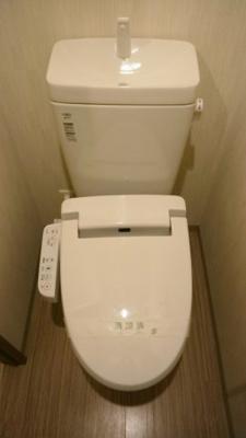 【トイレ】ハイムラポール松屋町