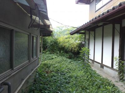 【庭】下滝駅前戸建
