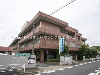 竹丘病院(約2,640m)