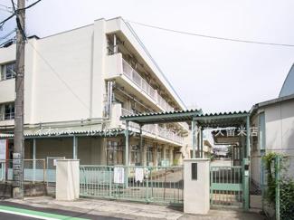 東久留米市立第三小学校(約896m)