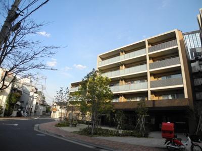 【外観】リビオ新宿ザ・レジデンス
