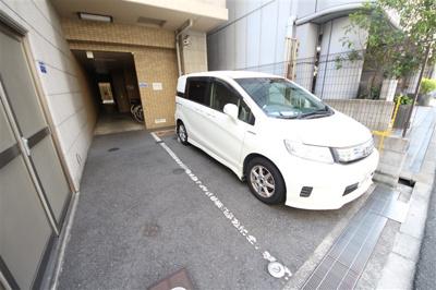 【エントランス】ディナスティ堺筋本町