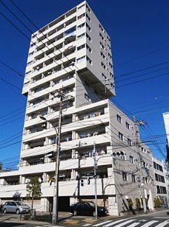 東北本線「尾久」駅より徒歩約4分の立地。